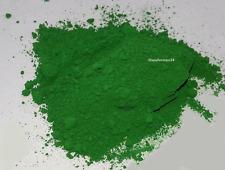 Pigmentpulver Eisenoxid Farbe Beton, Gips, Putz FERROXON 750 Hellgrün 1 kg TOP
