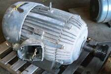 US Electric Motor 150 HP Volts 460 Rpm 1780 Frame 445T