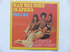 AFRICAN MAGIC COMBO Man was born in Africa 11074