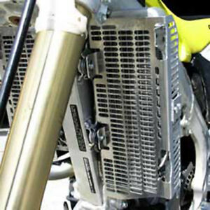 Devol Aluminum Radiator Guards for Honda CRF450R 2002-2004