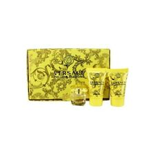 Versace Yellow Diamons Mini Eau De Toilette Set for Woman 1 set