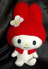 Sanrio Hello Kitty My Melody Plush Stuffed Animal Red 12""