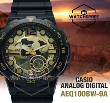 Casio Standard Analog Digital Watch AEQ100BW-9A