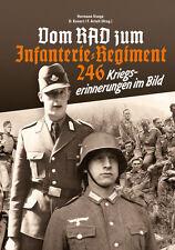 Vom RAD zum Infanterieregiment 246 - NEU!