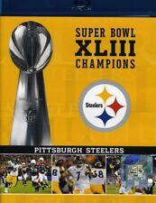 NFL Super Bowl Xliii Champions [New Blu-ray] Ac-3/Dolby Digital, Dolby, Widesc