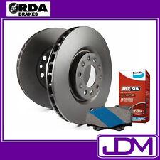 FORD MAVERICK  - RDA REAR Brake Discs & BENDIX 4WD PADS