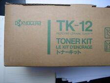 Kyocera Toner TK-12 FS-1550 1600+ 3400 3600 6500 TK12 Original Genuine