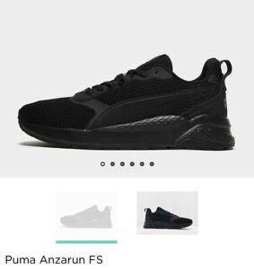 Puma Sportswear Anzarun FS Mens Women Running Shoe Gym Trainers Sneakers Size 10