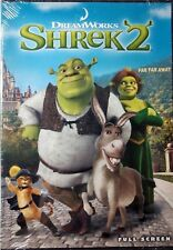 Shrek 2 (Dvd, 2004, Full Frame) New