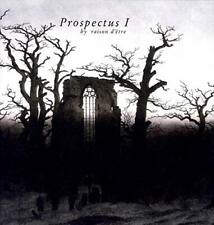 Raison D'etre - Prospectus I - Double LP Vinyl - New