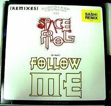 "12"" - Space Frog - X-Ray (Follow Me) Shash! Remix) (TECHNO) NUEVO - NEW,  LISTEN"