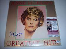 ANNE MURRAY GREATEST HITSSA/COA SIGNED LP RECORD ALBUM