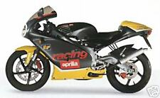 APRILIA TOUCH UP PAINT 2000-02 RS50 RS125 GREY METALLIC