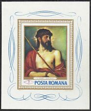 Romania 1968 sg 3549 Art Sheet MNH