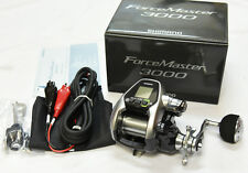 Shimano Force Master 3000 Big GAME Electric Reel From Japan