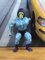 SKELETOR figure Masters Of The Universe Vintage he-man MOTU Loose Mattel 80's