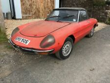 1978 Alfa Romeo - 2000 Spider Veloce - 105 S2 - Barn Find for spares or repair