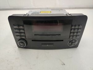 MERCEDES-BENZ M CLASS ML 2007 RADIO STEREO HEAD UNIT A1648208289