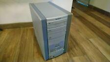 Sony Ordinateur De Bureau Vintage Windows Xp PCV-RX402 Fonctionne
