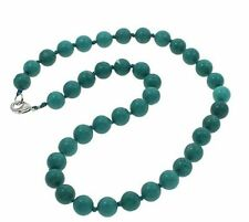 Turquoise Beaded Gemstone Costume Necklaces & Pendants