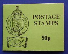 Jersey - 1981-83 Arms Mnh 50p stamp sachet