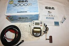 SHIMANO DENDOU-Maru 3000 R in OVP-elektrorolle-Made in Japan-nr-861