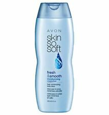 Avon Skin So Soft Fresh and Smooth Hair Minimizing Body Lotion