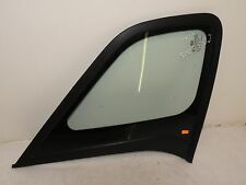 KIA CARENS 2009 LHD REAR LEFT BODY QUARTER TRIANGULAR WINDOW GLASS 43R-000083