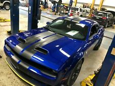 Dual Stripe Kit For Challenger19 Srt Hellcat 19 21 Red Eye Demon Super Stock
