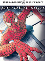 Spider-Man (DVD, 2004, 2-Disc Set, Deluxe Edition Widescreen) Brand New Extras