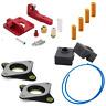 CR-10 CR10S CR20 Pro Mini Upgrade Kit Springs Extruder Sock Tube Stepper Dampers