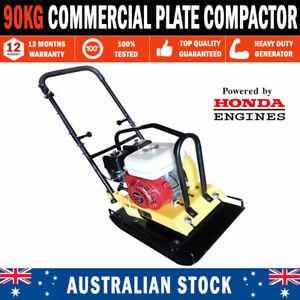 NEW Genuine Honda Powered 90KG Plate Compactor Wacker Packer Industrials