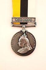 ROYAL NIGER COMPANY'S MEDAL NIGERIA BAR CLASP UNITED AFRICA Co BRITISH EMPIRE