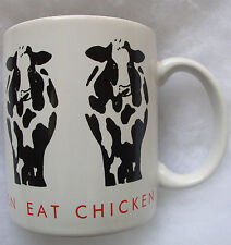 Eat Chicken Coffee Cup Mug by Papel