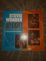 STEVIE WONDER Uptight Everything's Alright T268 LP Vinyl VG played