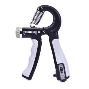 Hand Grip Trainer Gripper Strengthener Adjustable Gym Wrist Strength Exercisp P5