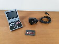 Gameboy Advance SP NES Edition Nintendo, Charger, Spiderman