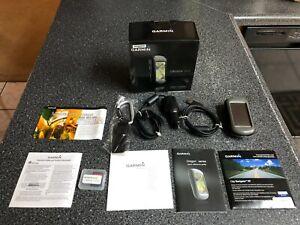 Garmin Oregon 400T Topographic Handheld GPS Unit