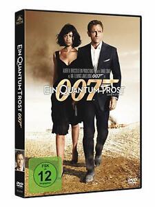 James Bond 007 - Ein Quantum Trost [DVD/NEU/OVP] Daniel Craig, Olga Kurylenko, M