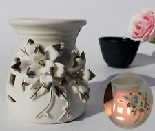 Nice Essential Oil Burner Diffuser Aroma Aromatherapy Humidifier Air Freshener