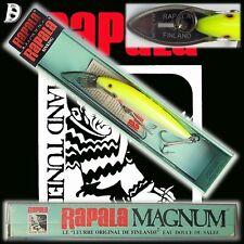 Vintage Rapala Magnum Countdown 9cm SFC Finnland Neu in Box, sehr selten