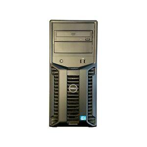 Dell PowerEdge T110 II Tower Server Intel Xeon E3-1240 v2 3.40 GHz 8GB RAM