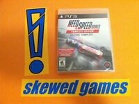 Need for Speed Rivals Complete Edition - SEALED - PS3 PlayStation 3 Sony NEW
