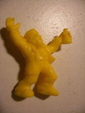 MATCHBOX panini Monster In My Pocket  n°39 MAD SCIENTIST Jaune Yellow