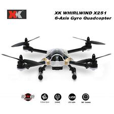 XK X251A Brushless Motor 3D 6G Switch RTF RC Quadcopter with X7 Transmitter D8A2
