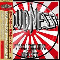 LOUDNESS-THUNDER IN THE EAST-JAPAN LP Japan with Tracking