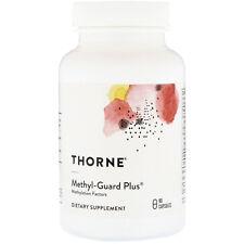 Thorne Research Methyl-Guard PLUS 90 Veggie Caps