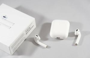 Apple Airpods 2nd Generation with Charging Case - White Fasr & Free Shipping
