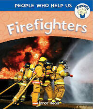 Firefighters (Popcorn: People Who Help Us), Head, Honor - Paperback Book NEW 978
