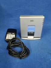 Linksys PAP2-NA VOIP Phone Adaptor SIP Gateway 2 Port USED